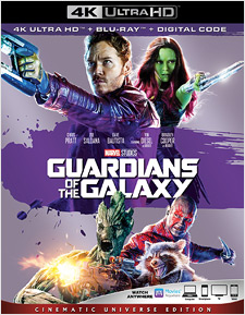 Guardians of the Galaxy (4K UHD Review)