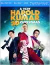 Very Harold and Kumar Christmas 3D, A