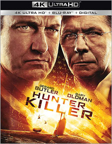 Hunter Killer (4K UHD Review)