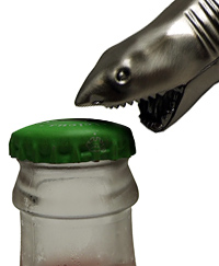 Jaws: Collectible Bottle Opener