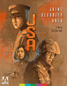 JSA: Joint Security Area (Blu-ray Review)
