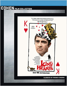 King of Hearts (Blu-ray Review)