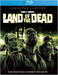 Land of the Dead: Collector's Edition (Blu-ray Review)