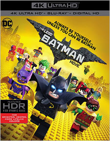 LEGO Batman Movie, The (4K UHD Review)