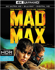 Mad Max: Fury Road (4K UHD)