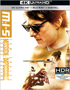 Mission: Impossible – Rogue Nation (4K UHD Review)