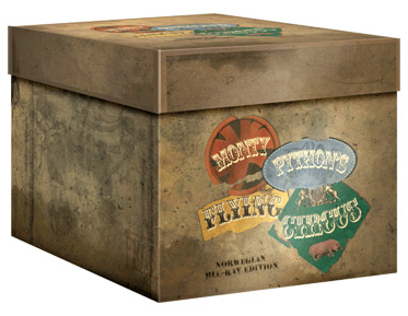 Monty Python's Flying Circus: Norwegian Blu-ray Limited Edition (Blu-ray Review)