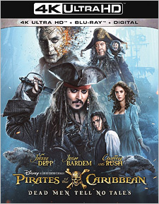 Pirates of the Caribbean: Dead Men Tell No Tales (4K UHD Review)