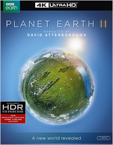 Planet Earth II (4K UHD Review)