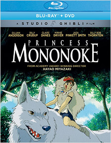 Princess Mononoke (Blu-ray Review)