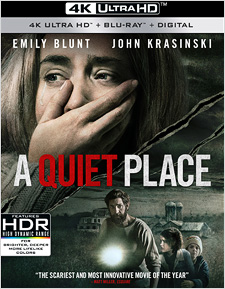 Quiet Place, A (4K UHD Review)