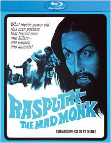 Rasputin the Mad Monk (Blu-ray Review)