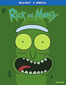 Rick and Morty: Season 3 (Blu-ray Review)