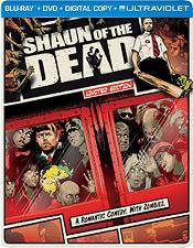 Shaun of the Dead (Steelbook)
