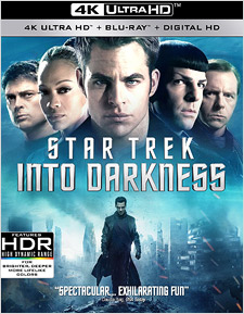 Star Trek Into Darkness (4K UHD Review)