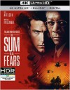 Sum of All Fears, The (4K UHD Review)