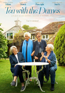 Tea with the Dames (DVD Review)