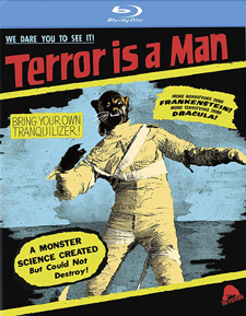 Terror is a Man (Blu-ray Review)