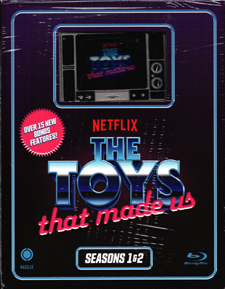 Toys That Made Us, The: Seasons 1 & 2 (Blu-ray Review)