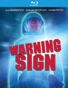 Warning Sign (Blu-ray Review)