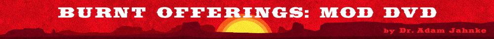 Burnt Offerings: MOD DVD