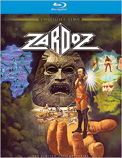 Zardoz (Blu-ray Disc)