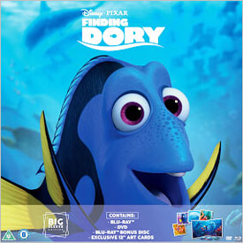 Finding Dory (BD in LP packaging)