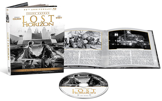 Lost Horizon: 80th Anniversary Edition (Blu-ray Disc)