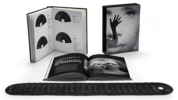 Ingmar Bergman's Cinema (Blu-ray Disc box set)