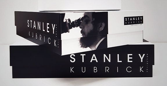 Warner's new Stanley Kubrick Collection for 2019