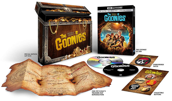 The Goonies (Amazon exclusive 4K Ultra HD)