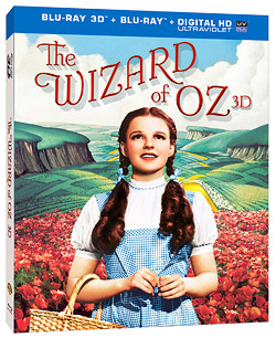 The Wizard of Oz (Blu-ray 3D)