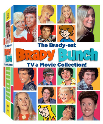 The Brady Bunch: Movie and TV Collection (DVD)