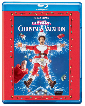 Christmas Vacation (Blu-ray Disc)