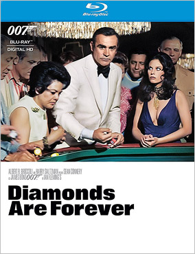 Diamonds Are Forever (Blu-ray Disc)