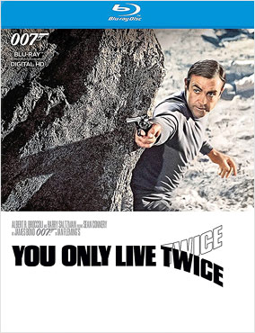 You Only Live Twice (Blu-ray Disc)