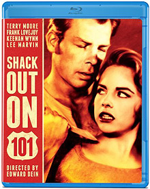 Shack Out on 101 (Blu-ray Disc)