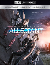Allegiant (4K Ultra HD Blu-ray)