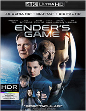 Ender's Game (4K UHD Blu-ray)