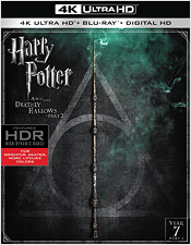 Harry Potter and the Deathly Hallows - Part 2 (4K Ultra HD Blu-ray)