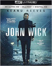 John Wick (4K Ultra HD Blu-ray)