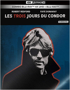 Three Days of the Condor (French 4K Ultra HD)