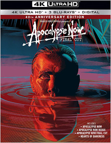 Apocalypse Now: Final Cut (4K Ultra HD Blu-ray)
