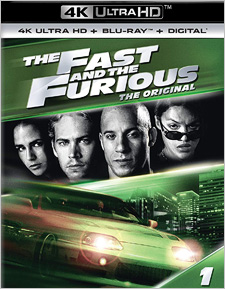 The Fast and the Furious (4K Ultra HD)