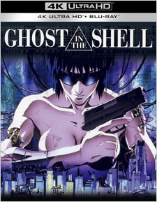 Ghost in the Shell (1995) (4K Ultra HD)