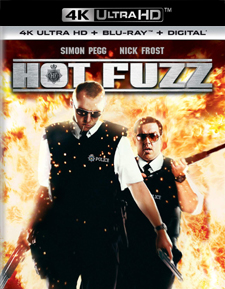 Hot Fuzz (4K UHD Disc)