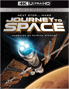 Journey to Space (4K Ultra HD Blu-ray Disc)