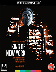 King of New York (4K Ultra HD)