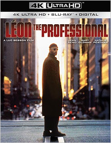 Léon: The Professional (4K Ultra HD Blu-ray)