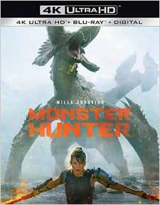 Monster Hunter (4K Ultra HD)